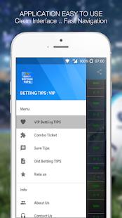 Betting TIPS VIP : DAILY PREDICTION 9.9.18 Screenshots 5