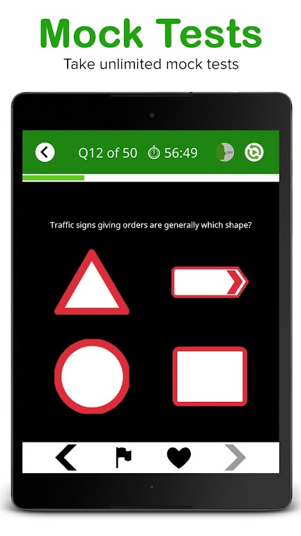 Driving Theory Test 4 in 1 Kit + Hazard Perception poster 9