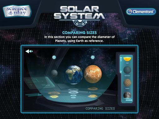Solar System by Clementoni  screenshots 14