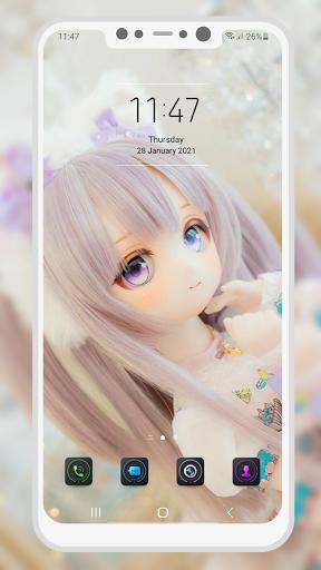 Doll Wallpaper apktram screenshots 10