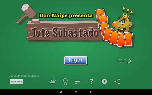 Tute Subastado 1.3.2 screenshots 18