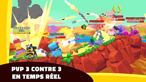 Code Triche Hills of Steel 2 APK MOD (Astuce) screenshots 1