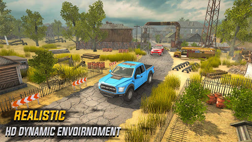 Suv Jeep Rivals Prado Racing 2020 1.18 screenshots 5