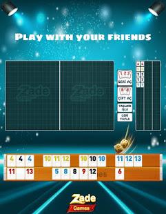101  Okey Zade Games 1.1.7 Screenshots 1