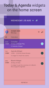 Everyday Pro Apk- Calendar Widget 11.4.0 (Pro Features Unlocked) 3