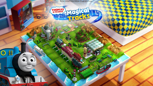 Thomas & Friends: Magical Tracks  Screenshots 1