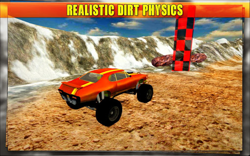 impossible car : mountain track  stunt drive 2020 screenshot 1
