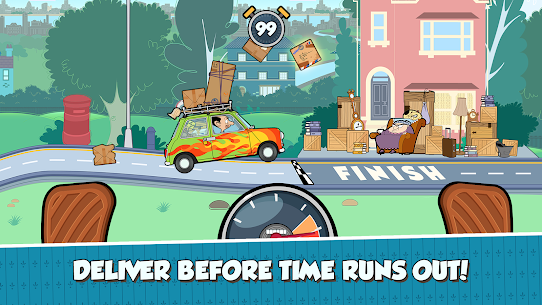 Mr Bean – Special Delivery Mod 1.9.10 Apk (Coins/ Diamonds/ VIP) 5