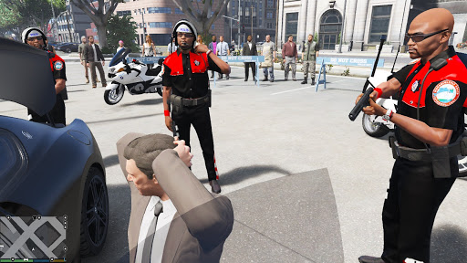 Police Mega Jobs City 1.5 screenshots 9
