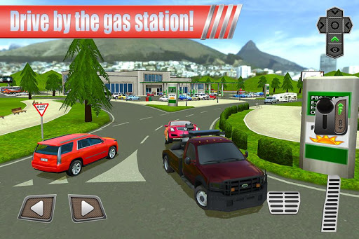 Gas Station: Car Parking Sim 2.5 Screenshots 1