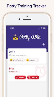 Potty Whiz: Potty Training Assistant