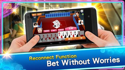 u795eu4f86u4e5fu64b2u514bPoker - Big2, Sevens, Landlord, Chinese Poker 10.3.5 screenshots 3