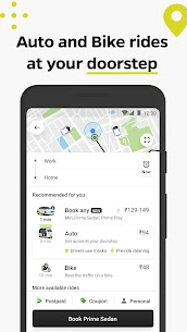 Ola, Safe and affordable rides Mod 5.3.7 Apk (Free Rides/Discounts) 2