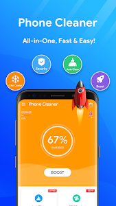 Phone Cleaner Free: Clean phone space, Boost 1.1.8