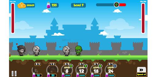 Defence of Heroes  screenshots 2