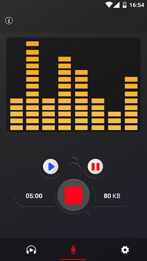 Voice Recorder 49 Screenshots 8