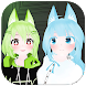 Cute Girl for VRChat Avatars - Androidアプリ