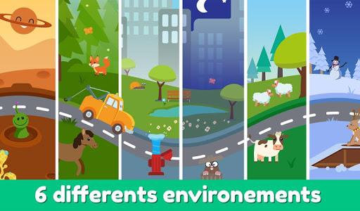 Car City Heroes: Rescue Trucks Preschool Adventure android2mod screenshots 19