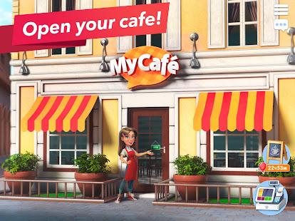 My Cafe u2014 Restaurant Game. Serve & Manage 2021.9.3 Screenshots 17