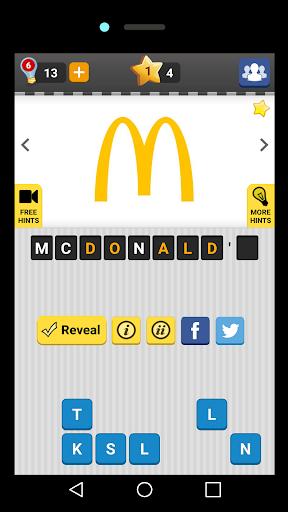 Logo Game: Guess Brand Quiz 5.4.5 screenshots 6