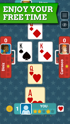 Euchre Free: Classic Card Games For Addict Players 3.7.6 screenshots 1