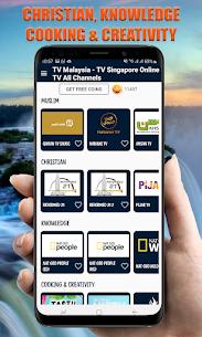 TV Indonesia Online – TV Malaysia TV Singapore 4