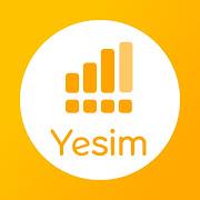 Yesim: eSIM Travel Mobile Data App