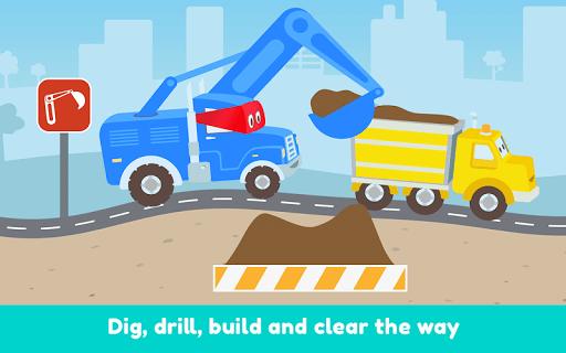 Carl the Super Truck Roadworks: Dig, Drill & Build 1.7.13 screenshots 19