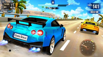 Traffic Car Racing Game : Free Car Games 2021