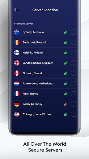 Today VPN - Free VPN Proxy - Unlimited VPN modavailable screenshots 2