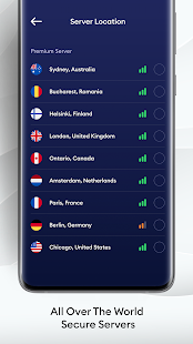 Today VPN - Free VPN Proxy - Unlimited VPN Screenshot