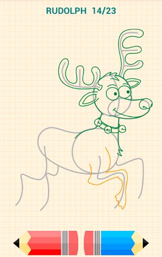 How to Draw Christmas 5.0 Screenshots 10