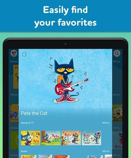 Amazon Kids+: Kids Shows, Games, More 2.1.0.203888 Screenshots 13
