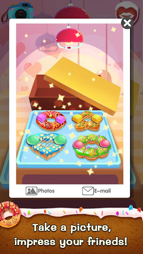 ud83cudf69ud83cudf69Make Donut - Interesting Cooking Game 5.5.5052 screenshots 4