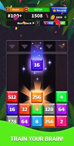 Drop Numbers 2048 apkdebit screenshots 5