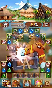Sea of Jewels : Aloha ! Match3 puzzle 8