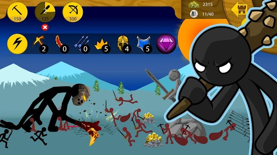 Descargar Stick War APK (2021) {Último Android y IOS} 5