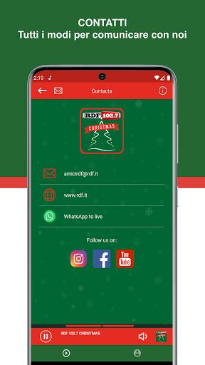 RDF 102.7 CHRISTMAS screenshots 3
