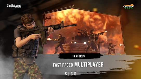 SICO™: SPECIAL INSURGENCY COUNTER OPERATIONS MOD APK (Unlimited Ammo) 8