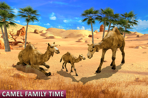 Camel Family Life Simulator 3.5 screenshots 18