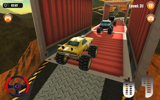Ultimate Monster Truck: 3D Stunt Racing Simulator apkpoly screenshots 14