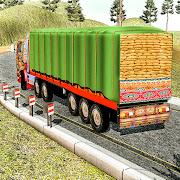 Indo Pak Truck Driver: Modern Offroad Truck Games
