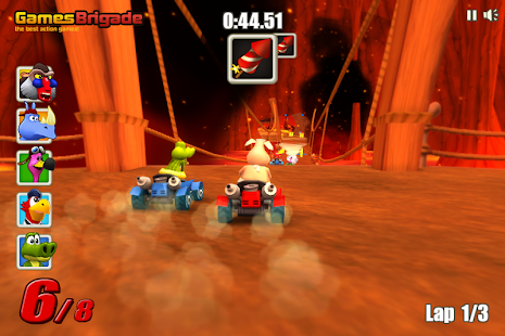 Go Kart Go! Ultra! Screenshot