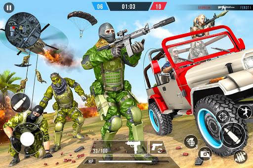 Real Commando Secret Mission - FPS Shooting Games  screenshots 4