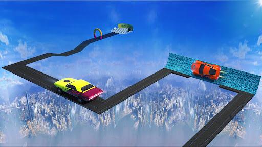 Impossible Car Stunt Game 2021 - Racing Car Games  screenshots 3