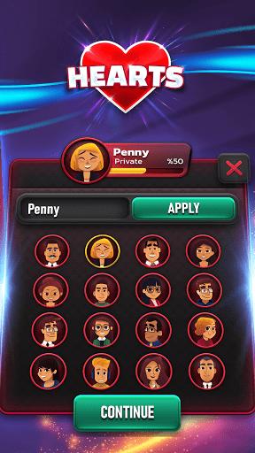 Hearts 2.0.4 screenshots 17