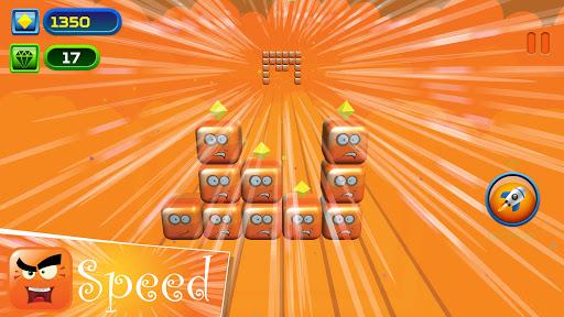 Amazing Endless Walls: Roll Dice Blocks Roller  screenshots 5