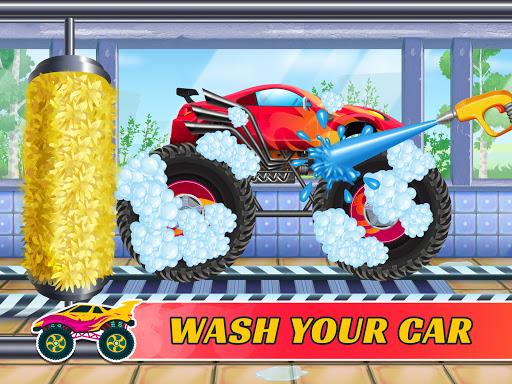Monster Trucks: Racing Game for Kids Fun  screenshots 9