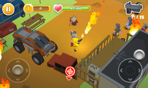 Pixel Zombie War  For Pc (Windows 7/8/10 And Mac) 2