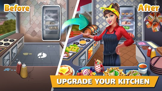 Download Food Truck Chef MOD APK [Unlimited Coins/Money/Crystals] 2